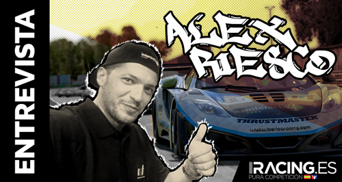 Entrevistamos a Alex Riesco (Iberica Racing Team)